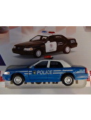 KT5342AD Ford Crown Victoria Police